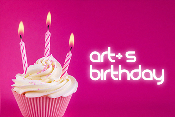 Happy Birthday, Kunst!