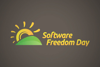 Logo des Software Freedom Day