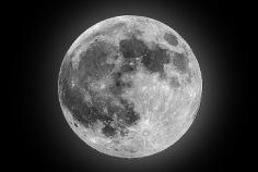 2. Vollmond Juli 2015 (Blue Moon)