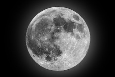2. Vollmond August 2023 (Blue Moon)