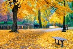 Meteorologischer Herbstbeginn 2015