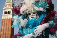 Karneval in Venedig 2017