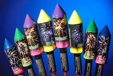 Verkauf von Feuerwerk 2022