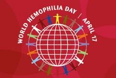 Welttag der Hämophilie 2021